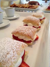 puff sheets recipe puff pastry strawberry napoleons martie duncan