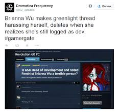 encyclopedia dramatica tweets about brianna wu brianna wu know