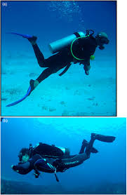 low impact diver training in management of scuba diver impacts