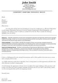 Examples Of Cover Letter For A Resume by Professionally Written Resume Samples Rwd