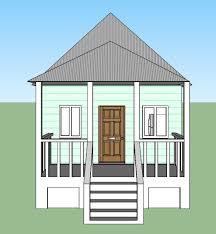 katrina house mary benson katrina house model