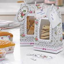 cookie gifts frills and frosting cookie gift bags by bunting barrow