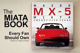 miata the miata book every fan should own rallyways