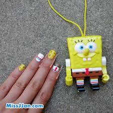 missjjan u0027s beauty blog tutorial spongebob squarepants