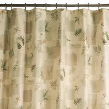 Amazon Living Room Curtains by Amazon Com Maytex Julia Fabric Shower Curtain Home U0026 Kitchen