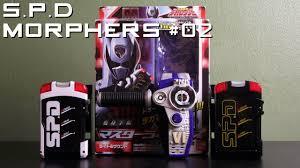 ranger review 02 morphers