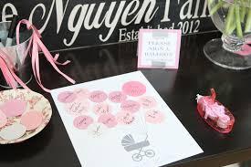 baby shower sign in book diy baby buggy balloon guestbook dandelions