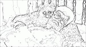 hard color number coloring pages kids coloring