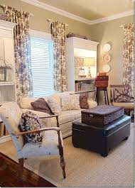 Stationary Curtain Rod 64 Best Window Treatments Images On Pinterest Window Treatments