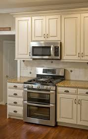 Kitchen Aid Cabinets Traditional Kitchen With Double Oven Gas Range By Lfikitchens