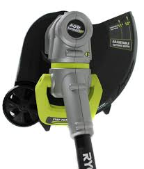 refurbished ryobi ry40210 electric 40v cordless string power grass