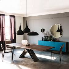 Italian Living Room Tables Contemporary Italian Premier Wood Drive Table Italian Designer