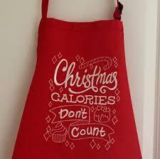 apron christmas apron embroidered apron cook u0027s apron baker u0027s