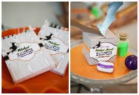 Halloween Party Favors A Wicked Witch Inspired Halloween Party Hoopla Events Krista O