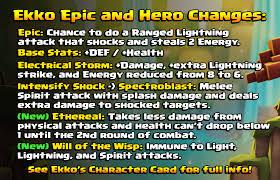 spirit halloween w2 introducing ekko u0027s epic ghost dynamo and other changes