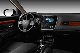 mitsubishi asx 2014 interior experience practicality and style in the mitsubishi outlander