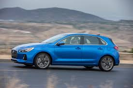 2018 hyundai elantra gt sport first drive review automobile magazine