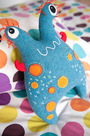 104 best monster images on pinterest crafts sewing crafts and