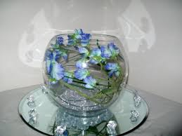 fish bowl centerpieces fish bowl vase decoration ideas gallery vases design picture