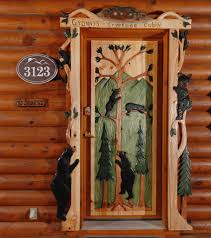 log home exterior doors log home front door options real log style