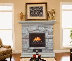 crown molding around stone fireplace home design ideas