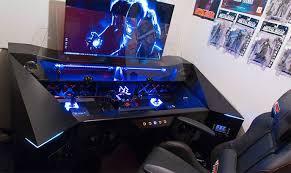 bureau informatique gamer le des geeks et des gamers