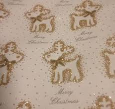 glitter wrapping paper tesco flooded with complaints as wrapping paper leaves homes