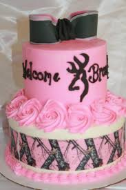 pink camo baby shower cakes images baby shower ideas