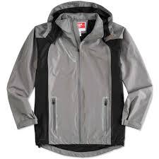 design jacket softball custom team 365 waterproof hooded jacket design rain jackets