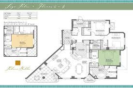 Casa Bella Floor Plan 3 Bedroom Condos 3 Bedroom Condo Floor Plan At Chula Vista Resort