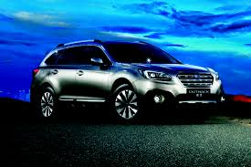first subaru outback subaru outback debuts in china with 2 0l turbo boxer engine