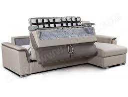 canapé lit matelas canapé lit divani form mays angle convertible matelas 18cm beige pas