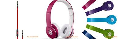 Light Blue Beats Beats By Dr Dre Beats Solo Hd On Ear Headphones For Iphone