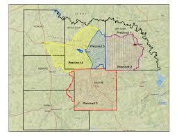 Texas Precinct Map Hickory Uwcd No 1