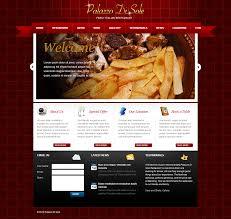 5 best images of best restaurant website design restaurant
