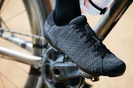 bicycle boots new giro knit cycling shoes step onto the tarmac trail u0026 commute
