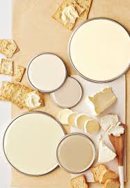 creamy and golden bhg palettes pinterest