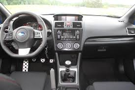 subaru wrx interior 2016 reader ride review 2015 subaru wrx the truth about cars