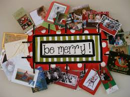 It U0027s Written On The Wall Christmas Cards Arriving How To Display