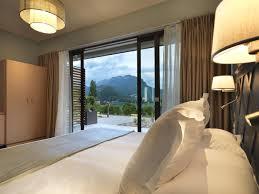 hotel chambre familiale annecy chambre privilège vue lac d annecy à l hôtel beau site talloires