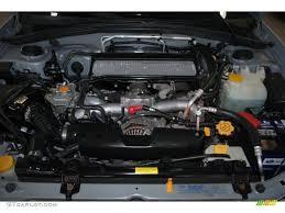 subaru xt engine 2004 subaru forester 2 5 xt 2 5 liter turbocharged dohc 16 valve
