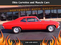 Classic Muscle Cars - used cars for sale north canton oh 44720 ohio corvettes and muscle