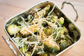 amc cuisine kc restaurant recipes amc theatre s crispy brussels sprouts thisiskc