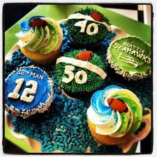 Seahawks Decorations 18 Best Seattle Seahawks Cakes Images On Pinterest Seattle