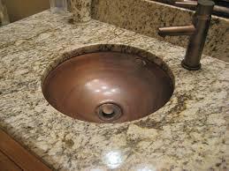 Copper Bathroom Vanity by Copper Bathroom Sinks Copper Spun Custom Vanity Copper Sinks By
