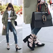 gucci black friday sharun lee light khaki parka zara black heels with high