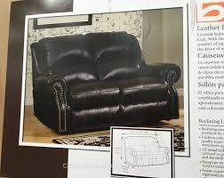 berkline home theater seating berkline reclining leather loveseat costco weekender