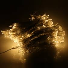 Curtain Fairy Lights by Excelvan 400leds String Lights Curtain Lights Window Icicle Fairy