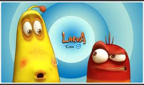 film larva jam berapa larva cartoon kartun asal korea selatan yang super kocak dan gokil