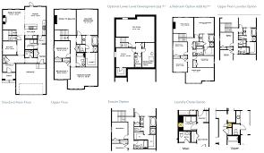 morgan ii 2454 sq ft 3 bedroom 2 5 bathroom protech home design
